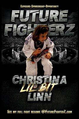 Christina Linn Arena Poster