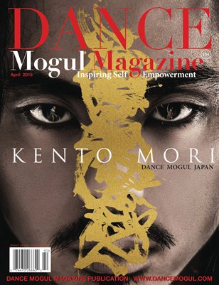 Dance Mogul Magazine Presents Kento Mori