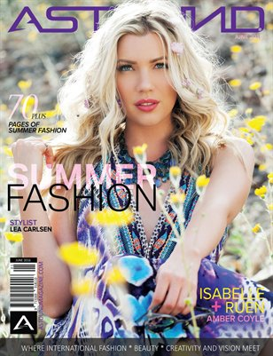 "JUNE ISSUE XXI ""Summer Fashion"" Volume 1"