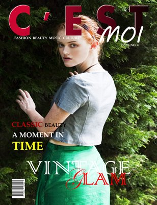 C'est Moi Magazine Issue Four