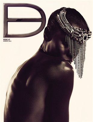Dark Beauty Magazine ISSUE 47