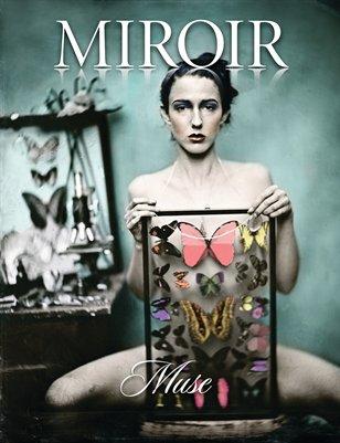 MIROIR MAGAZINE • Muse • Allan Barnes