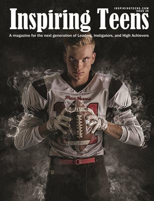 Issue 38 of Inspiring Teens Magazine