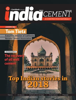 India Cement and Construction Materials #45: January 2019