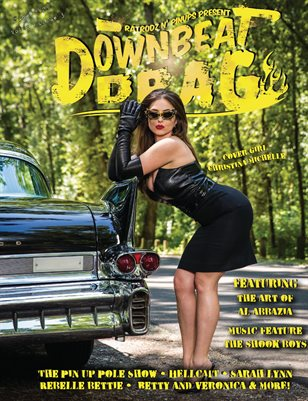 Downbeat Drag, Vol 2 Issue 3