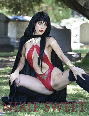 Nixie Sweet - Vampirella Graveyard Queen | Bad Girls Club