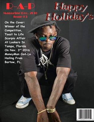 RAP Magazine December 2016 issue #3