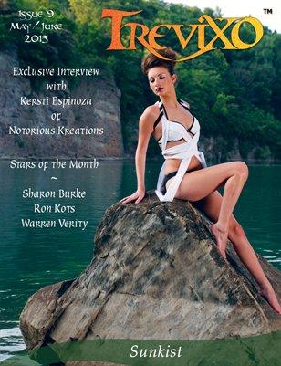 TreviXO Magazine ~ Sunkist