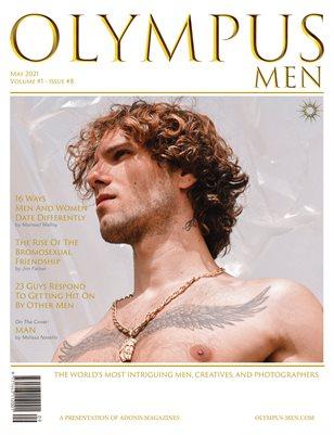 OLYMPUS MEN — Vol 1, Issue 8