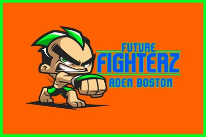 Aden Boston FF Logo - Poster