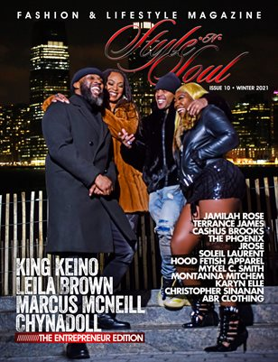 Style and Soul Mag Winter issue 2021
