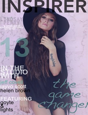 INSPIRER Magazine no. 13 (The Game Changer)