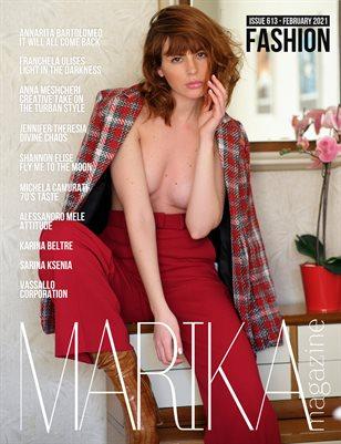 MARIKA MAGAZINE FASHION (ISSUE 613 - February)