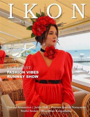 IKON magazine (October #2/2021)