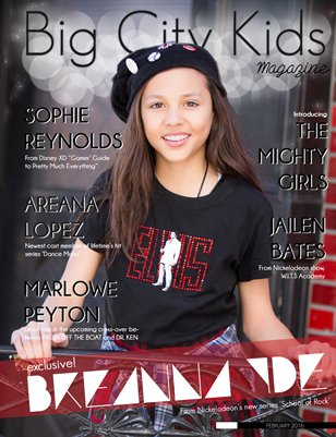 Big City Kids Magazine | February 2016