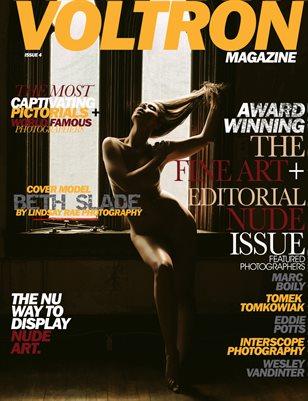 Voltron Magazine - Lindsay Rae/Beth Slade Issue 4