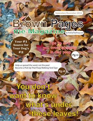 Brown Pages Sept-Nov.2014