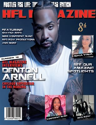 HFL Magazine: The Rising Star Edition