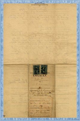 1898 Deed, Lewis to Carman, Graves County, Kentucky