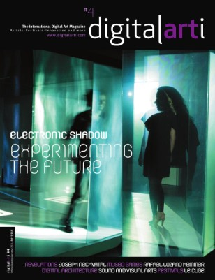 The international Digital Art quarterly magazine. Issue 4, Q4 2010