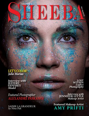 Sheeba Magazine 2016 March VOL II