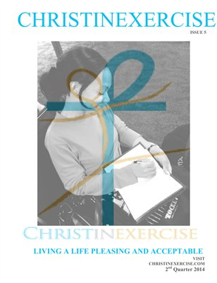 Christinexercise Magazine issue 5