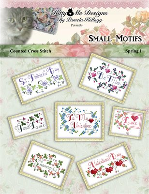 Small Cross Stitch Motifs Spring 1