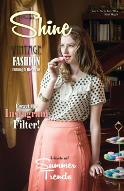 July 2015 Mini Mag 3 Free for subscribers