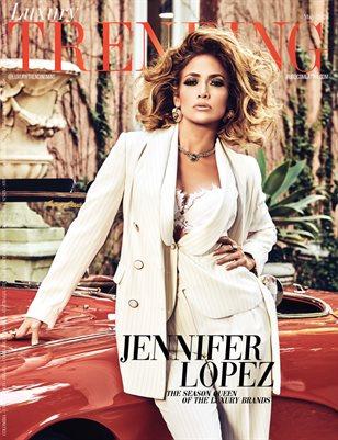 LUXURY TRENDING Magazine - JENNIFER LOPEZ - May/2020 - Issue 25
