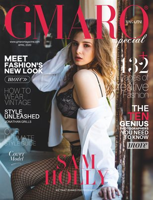 GMARO Magazine April 2020 Issue #03