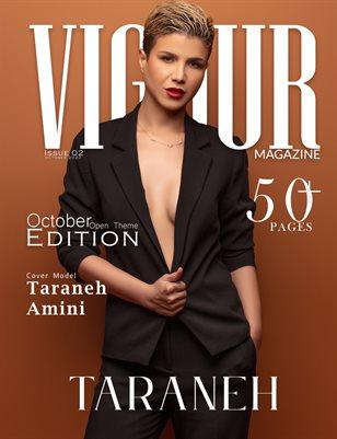 Vigour Magazine October Issue 2