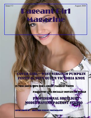 Pageant Girl Magazine Issue 3