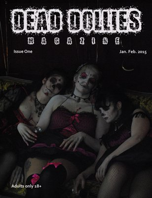 Dead Dollies Magazine Issue one