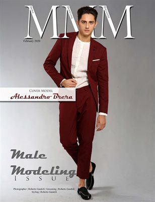 Male Modeling Issue 2020