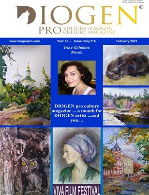 DIOGEN pro art magazine...No.116