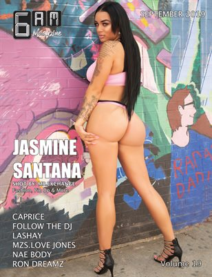6 A.M. Magazine (VOLUME 19)