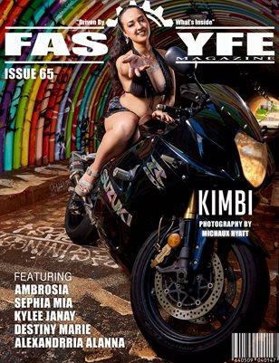 FASS LYFE ISSUE 65 FT. KIMBI