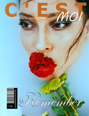 C'est Moi Magazine Issue Forty Two