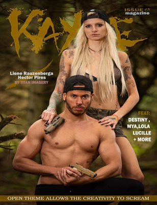 Kayze Magazine issue 1