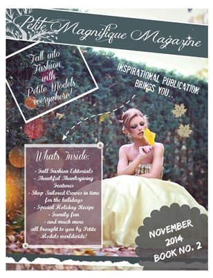 Petite Magnifique #115 November 2014 Book No. 2