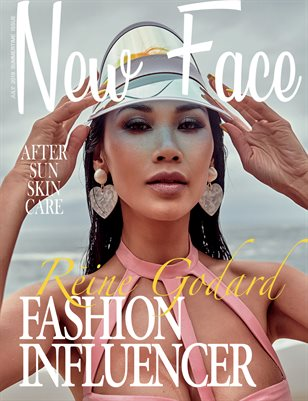 New Face Fashion Magazine - Issue 31, July '19 (Edition 6)