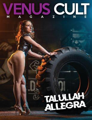 Venus Cult No.51 – Talullah Allegra  Cover