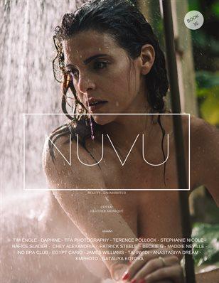 NUVU Magazine Book 35 ft. Heather Monique