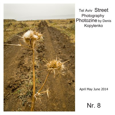 photozine 8, April May June 2014