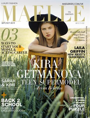 Maelle Kids UK Sept-Oct 2019 Kira Getmanova
