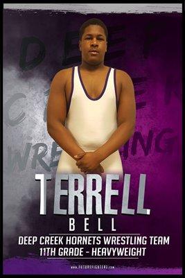 Terrell Bell DC #2 Poster