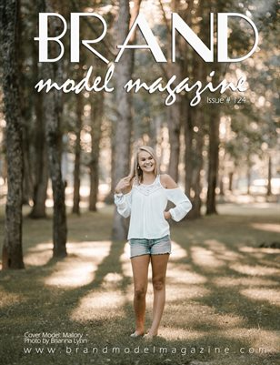 Brand Model Magazine  Issue # 124