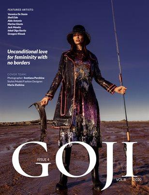 GOJI MAGAZINE ISSUE 4 VOL.8 2020