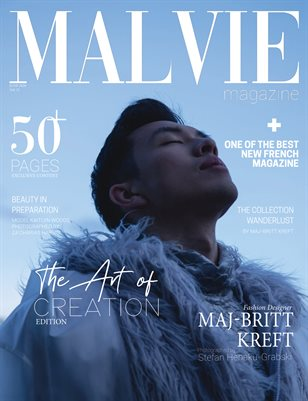 MALVIE Mag | The ART of Creation | Vol. 21 JUNE 2020