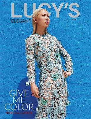 LUCY'S Magazine Vol. 16 ELEGANT